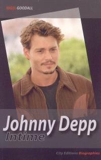 Johnny Depp intime