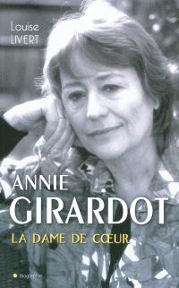 Annie Girardot, la dame de coeur