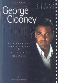 George Clooney : sa biographie, tous ses films et la série Urgences