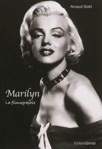 Marilyn : la filmographie