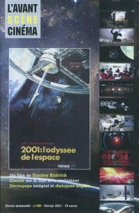 Avant-scène cinéma (L'). n° 580, 2001 : l'odyssée de l'espace : un film de Stanley Kubrick