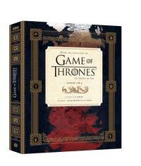 Dans les coulisses de Game of thrones. Volume 2, Saison 3 & 4