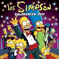 Les Simpson : calendrier 2017