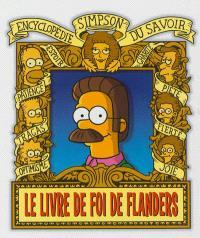 Encyclopédie Simpson du savoir, Le livre de foi de Flanders