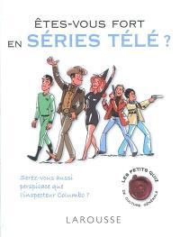Etes-vous fort en séries télé ? : serez-vous aussi perspicace que l'inspecteur Columbo ?