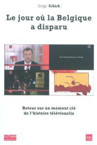 Le jour où la Belgique a disparu : retour sur un moment clé de l'histoire télévisuelle
