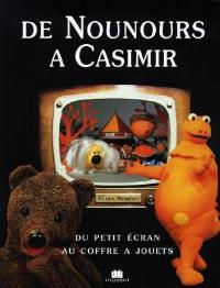 De nounours à Casimir : du petit écran au coffre à jouets