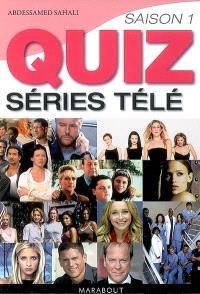 Quiz séries télé. Volume 1
