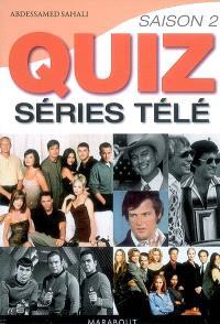 Quiz séries télé. Volume 2