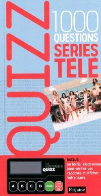 Quizz 1.000 questions séries télé