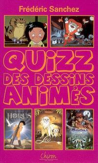 Quizz des dessins animés