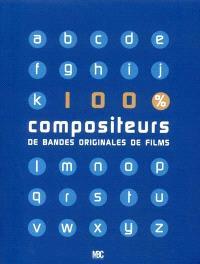 100 compositeurs de bandes originales de films