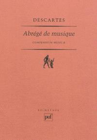 Abrégé de musique = Compendium musicae