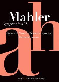 Mahler, Symphonie n° 5
