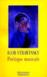 Poétique musicale sous forme de six leçons