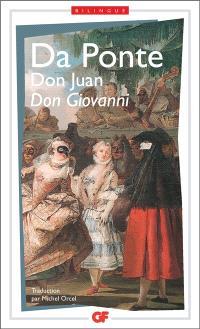 Trois livrets pour Mozart, Don Juan = Don Giovanni