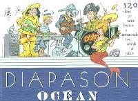 Diapason océan : carnet de 120 chants avec accords