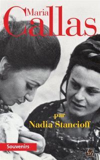 Maria Callas : souvenirs
