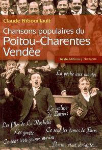 Chantuseries en rolea : recueil de chants populaires entre Loire et Gironde, Vendée, Poitou, Anjou, Aunis, Saintonge...