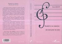 Haendel et ses oratorios : des mots pour les notes