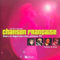 Chanson française : stars et légendes des années 70