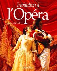 Invitation à l'opéra