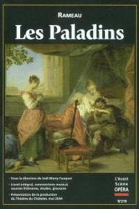 Avant-scène opéra (L'). n° 219, Les paladins