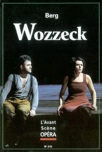 Avant-scène opéra (L'). n° 215, Wozzeck