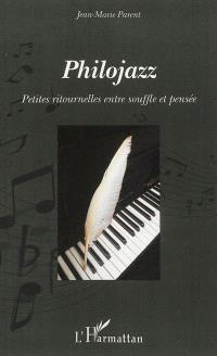 Philojazz : petites ritournelles entre souffle et pensée