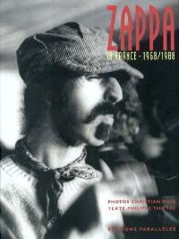 Zappa : in France, 1968-1988