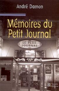 Mémoires du Petit Journal : itinéraire d'un garçon de café aveyronnais