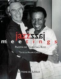 Jazz meetings