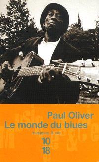 Le monde du blues