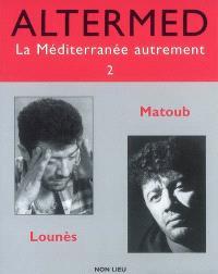 Altermed. n° 2, Lounès Matoub