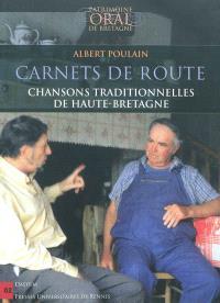 Carnets de route : chansons traditionnelles de Haute-Bretagne