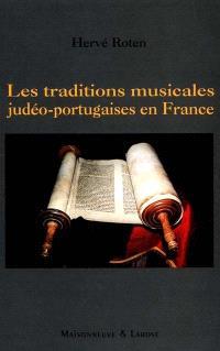 Les traditions musicales judéo-portugaises en France