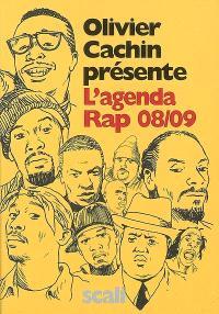 L'agenda rap 08-09