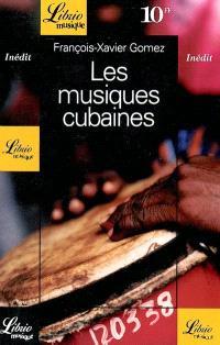 Les musiques cubaines