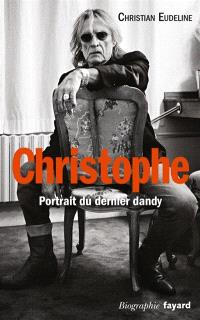 Christophe : portrait du dernier dandy