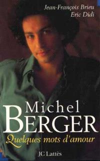 Michel Berger : quelques mots d'amour