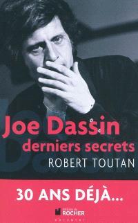 Joe Dassin : derniers secrets