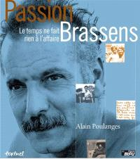Les manuscrits de Brassens : chansons, brouillons et inédits
