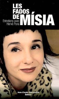 Les fados de Misia : entretiens avec Hervé Pons