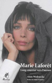 Marie Laforêt : long courrier vers l'aurore