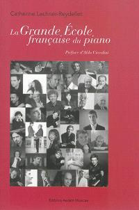 La grande école française du piano