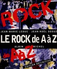 Le rock de A à Z