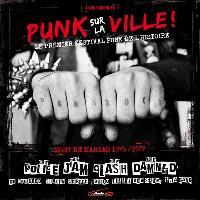 Punk sur la ville ! : le premier festival punk de l'histoire : Mont-de-Marsan, 1976-1977