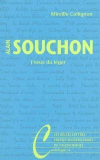 Alain Souchon : j'veux du léger