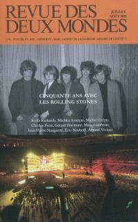 Revue des deux mondes. n° 7-8 (2012), Cinquante ans avec les Rolling Stones