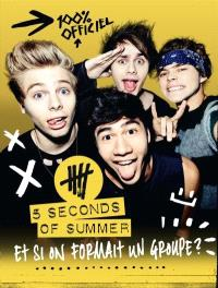 5 seconds of summer 100% officiel  : et si on formait un groupe?